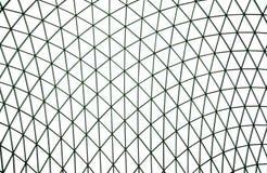 L'intérieur de British Museum Londres Photo libre de droits