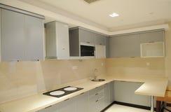 L'intérieur de cuisine Photo libre de droits