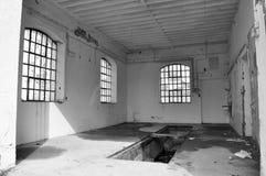 Abandonné en raison de la démolition Image libre de droits