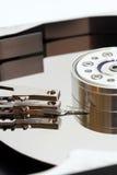 L'intérieur du disque dur Images stock