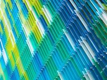 l'intérieur en plastique acrylique de feuille, textotent la conception d'A sur 60 degrés, hurlement Photos libres de droits
