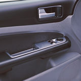 L'intérieur moderne de voiture détaille le plan rapproché photo stock