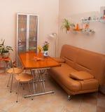 L'interiore Fotografia Stock
