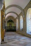 L'interiore del museo regionale di Beja immagini stock libere da diritti
