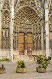 L'interiore della chiesa Fotografie Stock Libere da Diritti