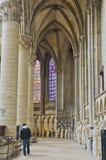 L'interiore della chiesa Fotografia Stock Libera da Diritti