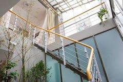 L'interiore moderno della casa Fotografie Stock