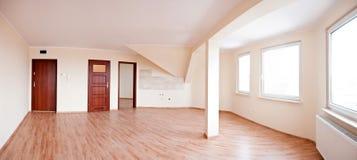 Nuovo appartamento fotografie stock
