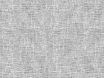 L'intreccio dei fili nella fine del tessuto su, grey copre il tessuto fotografie stock