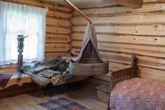 L'intérieur du musée Suvorov Photographie stock libre de droits