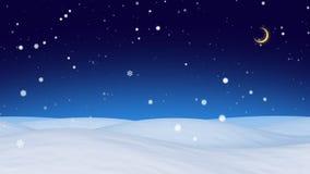 L'introduction de salutation de Joyeux Noël et de bonne année cardent le calibre. illustration stock