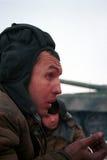 L'INVASION RUSSE DU CHECHENIE Photo stock