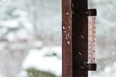 L'inverno sta venendo Fotografia Stock Libera da Diritti