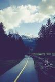 L'inverno sta venendo Fotografie Stock