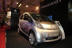 L'ion neuf de Peugeot Image libre de droits