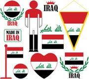 l'irak Photo libre de droits