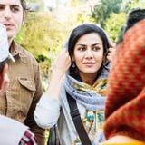 l'iran Images libres de droits