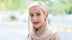 l'iran Photo libre de droits