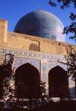 L'Iran: La moschea di Masjed-Eshah a Ispahan immagini stock libere da diritti