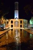l'iran Yazd vue du toit images libres de droits