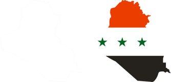 L'Iraq Fotografia Stock