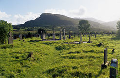 L'Irlanda/Connemara/paesaggio Fotografie Stock Libere da Diritti