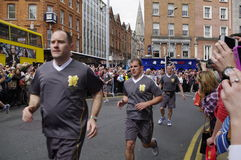 l'irlanda dublino 6 giugno 2012 Fotografie Stock