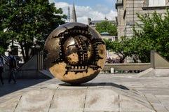 l'irlanda dublino Trinity College Fotografia Stock Libera da Diritti