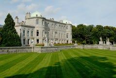 L'Irlanda, i giardini a Powerscourt Fotografia Stock