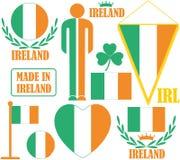 l'irlande Photo stock