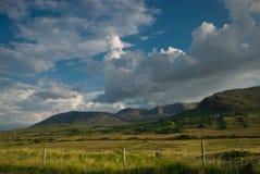 l'Irlande, Connemara, Co.Galway Photographie stock libre de droits