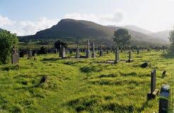 l'Irlande/Connemara/horizontal Photos libres de droits