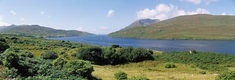 l'Irlande/Connemara/horizontal Photographie stock