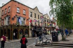 l'irlande dublin Photos stock