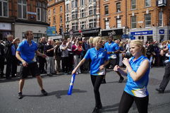 l'irlande dublin 6 juin 2012 Photo libre de droits