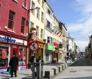 l'irlande Liège - Corcaigh Photo libre de droits