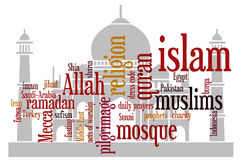 l'Islam Photos libres de droits