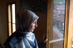 L'ISLAM EN EUROPE Image libre de droits
