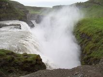 L'Islanda - gullfoss Fotografia Stock