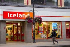 l'islande image stock