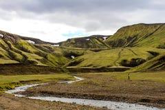 l'islande Photo libre de droits