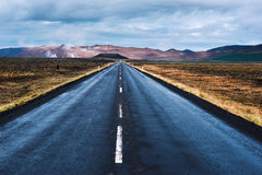 l'islande Images libres de droits