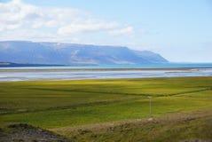 L'Islande du nord Image stock