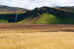 L'Islande, Europe du Nord Images libres de droits