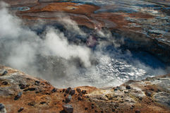 L'Islande, Europe du Nord Image stock