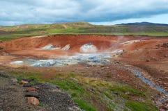L'Islande, Europe du Nord Photographie stock