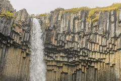 l'Islande - le stationnement national de Skaftafell images stock