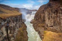 L'Islande sauvage Image libre de droits