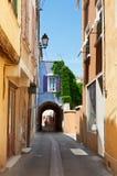 L'Isle-sur-Ла-Sorgue, Франция, Провансаль стоковая фотография