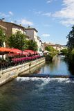 L'Isle sur la Sorgue, France Stock Images
